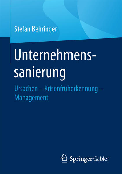 Unternehmenssanierung - Coverbild