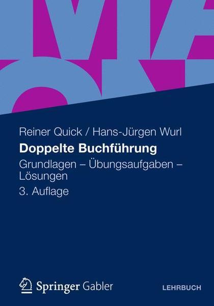 Doppelte Buchführung - Coverbild