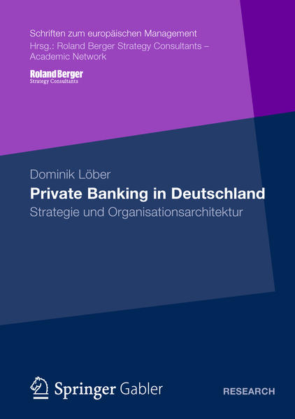 Private Banking in Deutschland - Coverbild