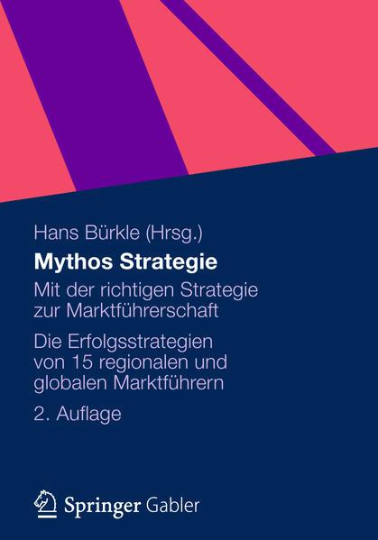Mythos Strategie - Coverbild