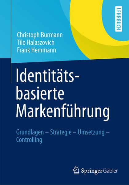 Identitätsbasierte Markenführung - Coverbild