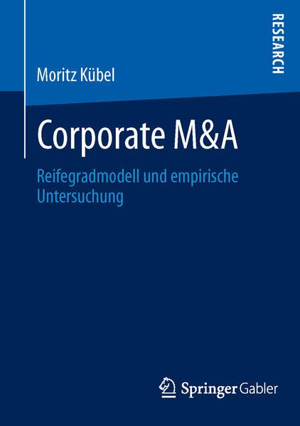 Corporate M&A - Coverbild