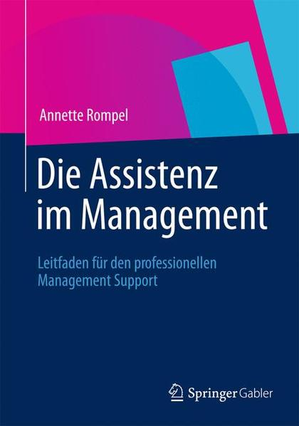 Die Assistenz im Management - Coverbild