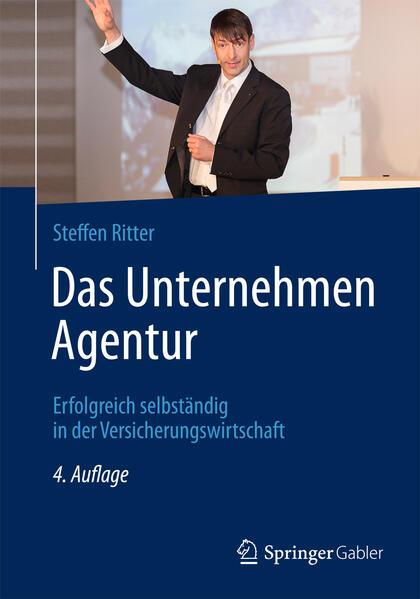 Das Unternehmen Agentur - Coverbild