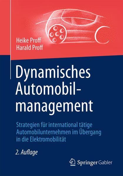 Dynamisches Automobilmanagement - Coverbild
