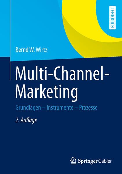 Multi-Channel-Marketing - Coverbild