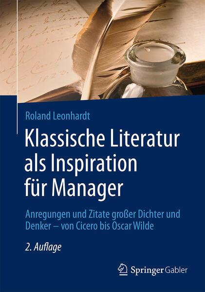 Klassische Literatur als Inspiration für Manager - Coverbild