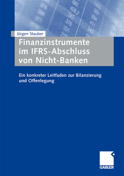 Finanzinstrumente im IFRS-Abschluss von Nicht-Banken - Coverbild