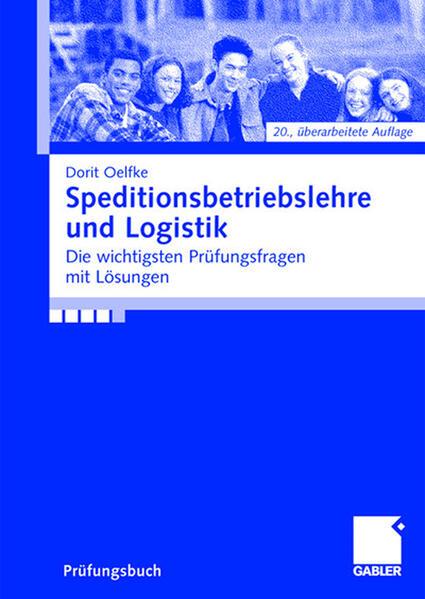 Speditionsbetriebslehre und Logistik - Coverbild