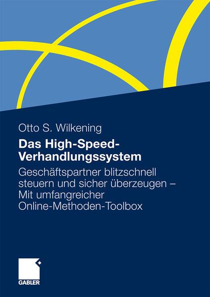 Das High-Speed-Verhandlungssystem Epub Herunterladen