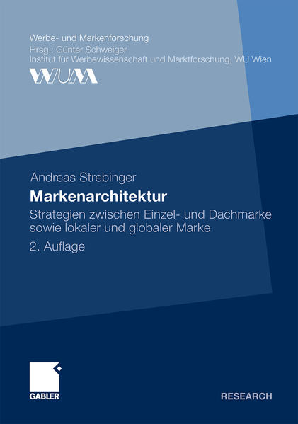 Markenarchitektur - Coverbild