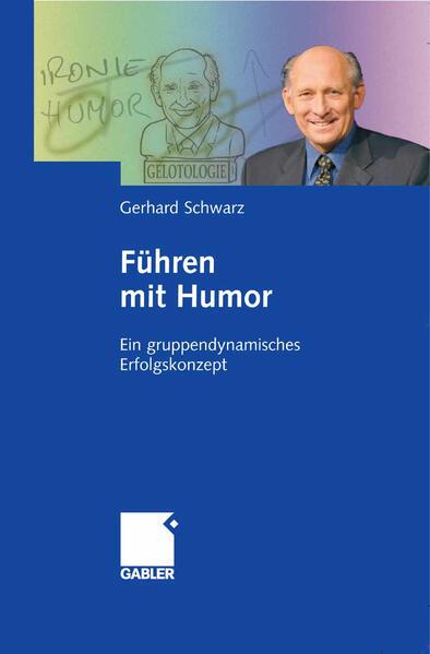 Führen mit Humor - Coverbild