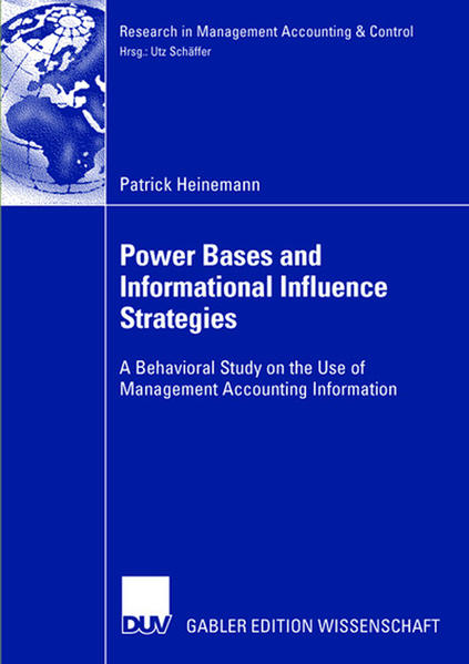 Power Bases and Informational Influence Strategies - Coverbild