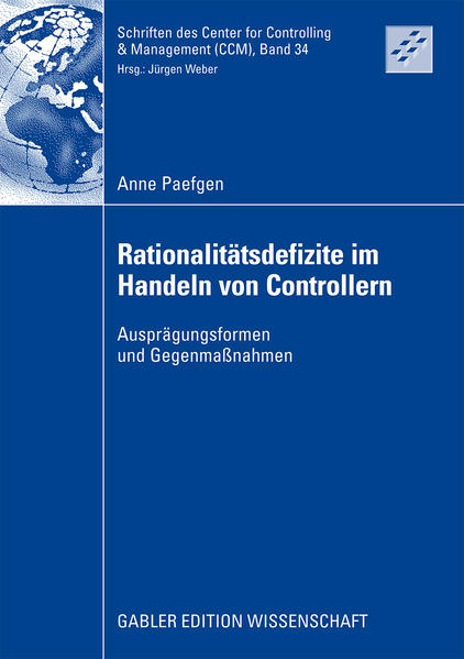 Rationalitätsdefizite im Handeln von Controllern PDF Kostenloser Download