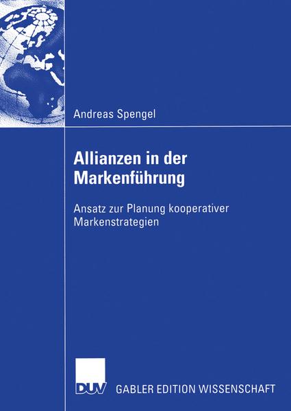 Allianzen in der Markenführung - Coverbild