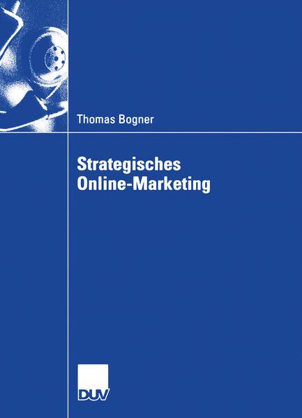 Strategisches Online-Marketing - Coverbild
