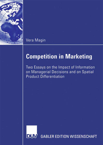 Competition in Marketing - Coverbild