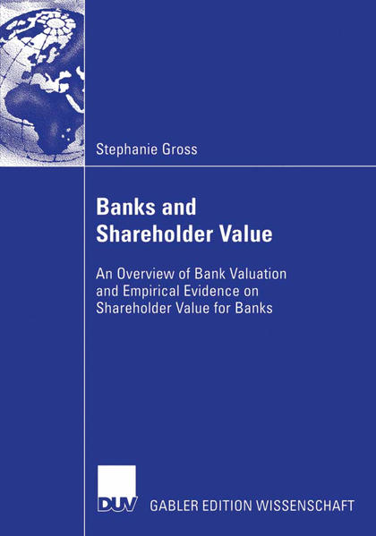 Banks and Shareholder Value - Coverbild