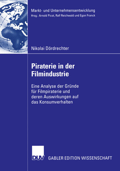 Piraterie in der Filmindustrie - Coverbild