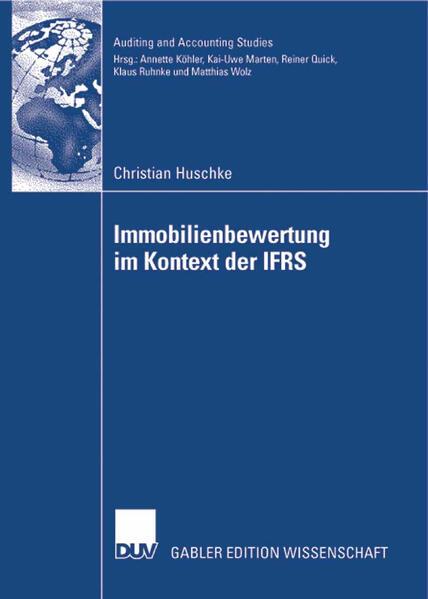 Immobilienbewertung im Kontext der IFRS - Coverbild