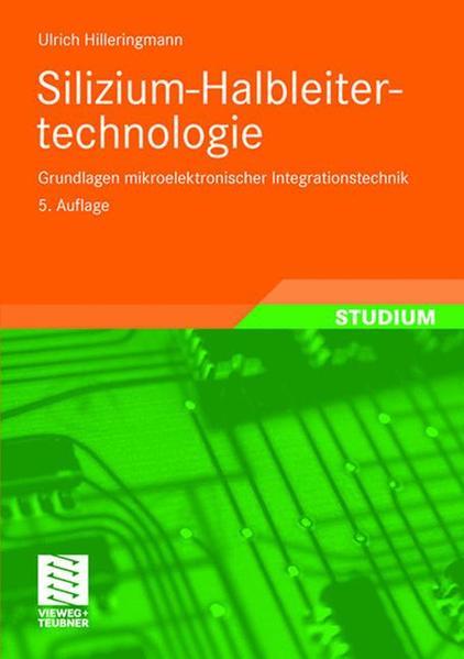 Silizium-Halbleitertechnologie - Coverbild