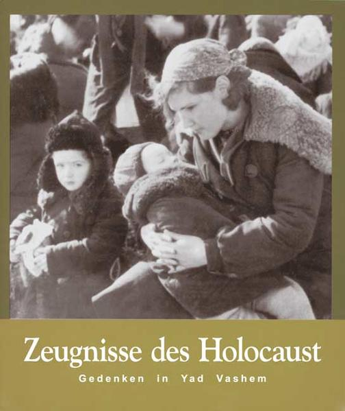 Zeugnisse des Holocaust - Coverbild