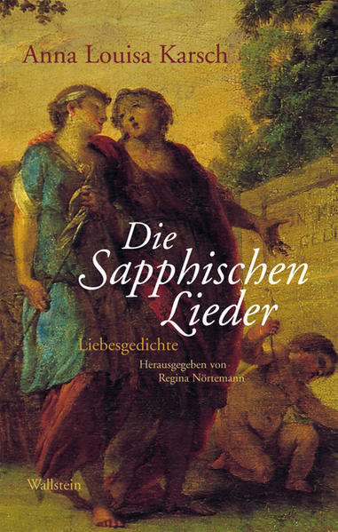 Die Sapphischen Lieder - Coverbild