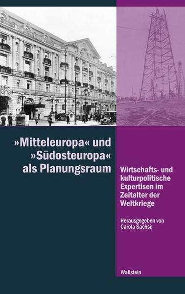 'Mitteleuropa' und 'Südosteuropa' als Planungsraum - Coverbild