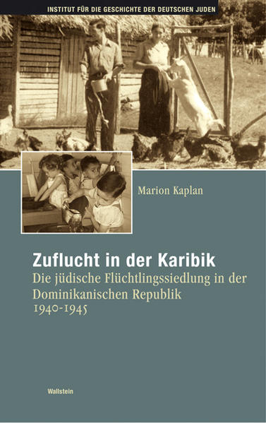 Zuflucht in der Karibik - Coverbild