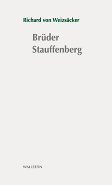 Brüder Stauffenberg - Coverbild