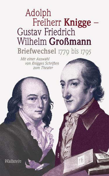 Briefwechsel 1779 bis 1795 - Coverbild