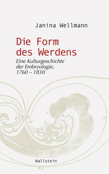 Die Form des Werdens - Coverbild