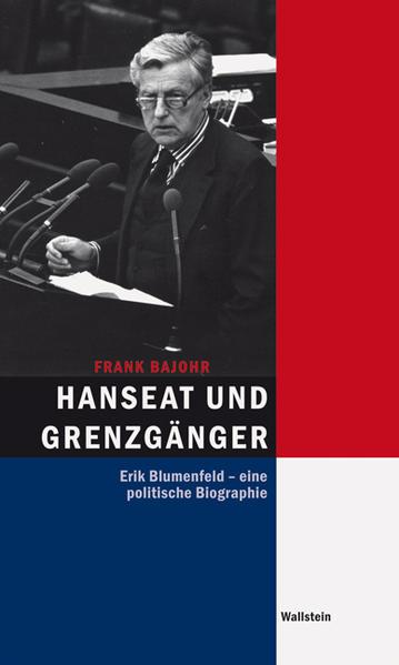 Hanseat und Grenzgänger - Coverbild