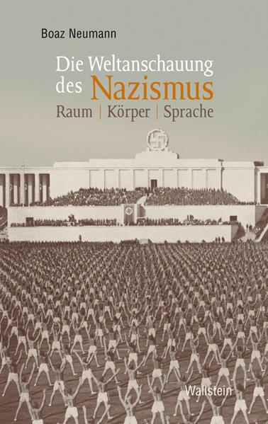 Die Weltanschauung des Nazismus - Coverbild