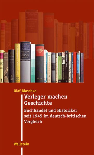 Verleger machen Geschichte - Coverbild