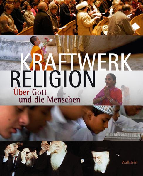 Kraftwerk Religion - Coverbild