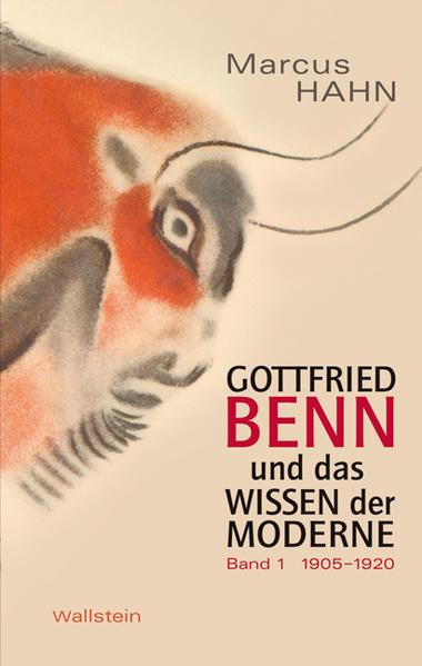Gottfried Benn und das Wissen der Moderne - Coverbild