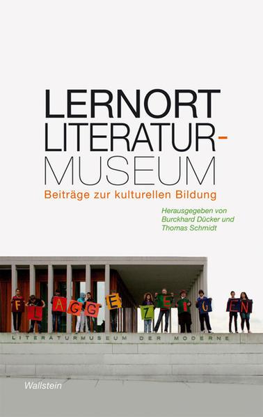 Lernort Literaturmuseum - Coverbild
