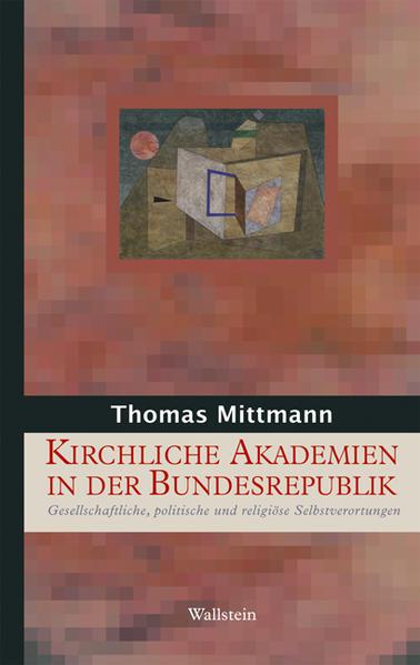 Kirchliche Akademien in der Bundesrepublik Deutschland - Coverbild