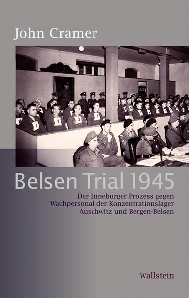 Belsen Trial 1945 - Coverbild