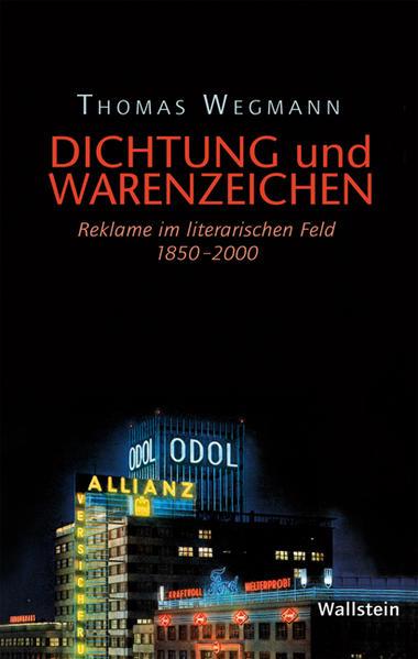 Dichtung und Warenzeichen - Coverbild