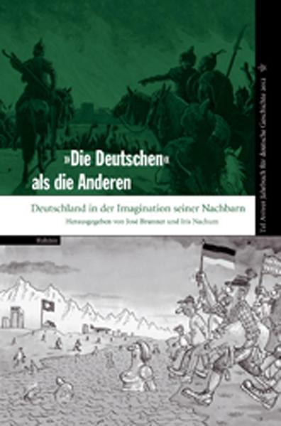Tel Aviver Jahrbuch für deutsche Geschichte / 'Die Deutschen' als die Anderen - Coverbild