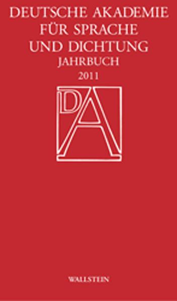 Jahrbuch 2011 - Coverbild