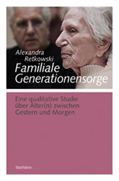 Familiale Generationensorge - Coverbild