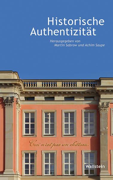 Historische Authentizität - Coverbild