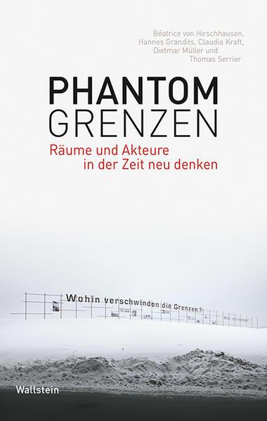 Phantomgrenzen - Coverbild
