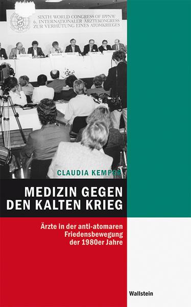 Medizin gegen den Kalten Krieg - Coverbild