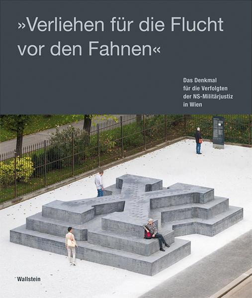 'Verliehen für die Flucht vor den Fahnen' - Coverbild