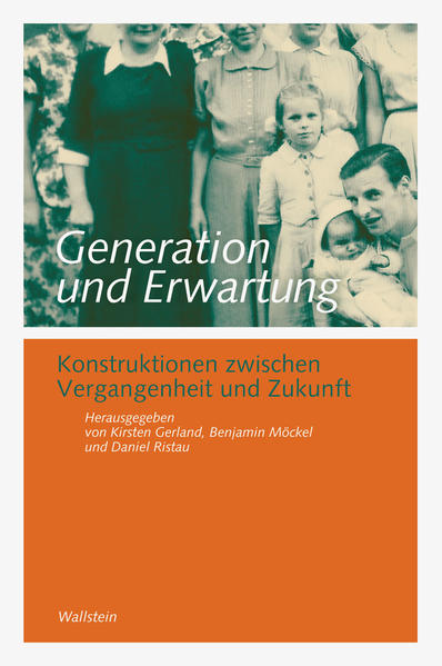 Generation und Erwartung - Coverbild
