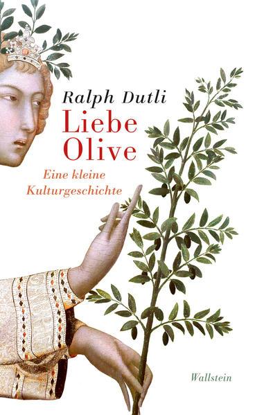 Liebe Olive - Coverbild
